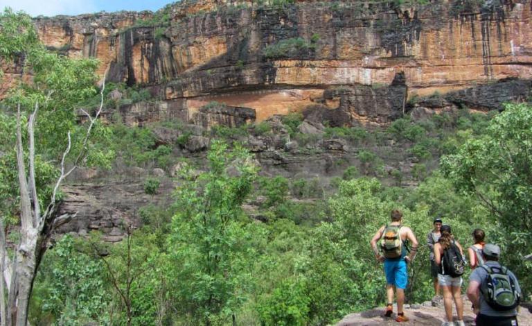 climb in kakadu
