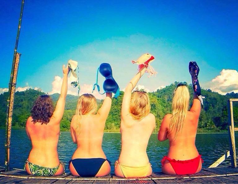 lake thailand