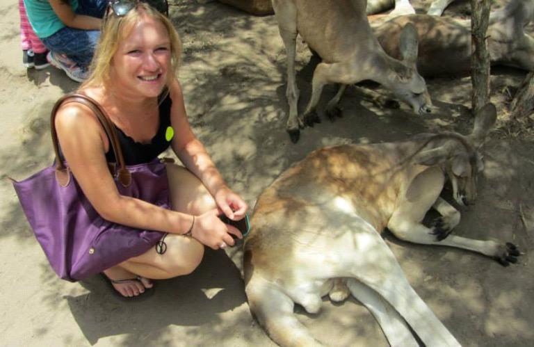 me kangaroo